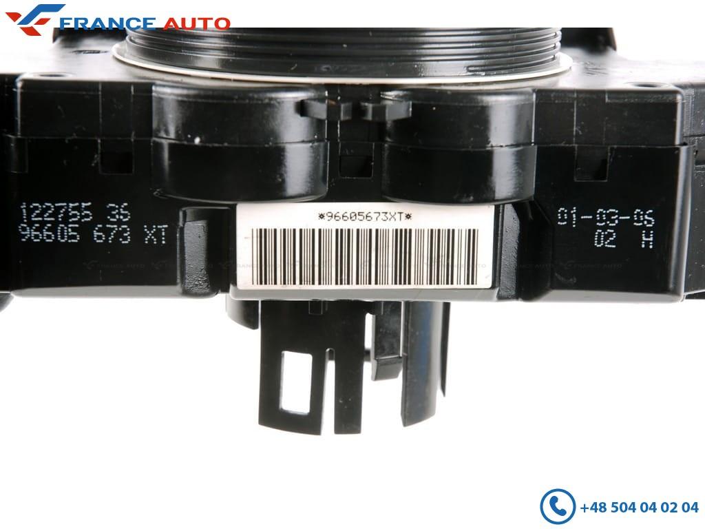 Commodo Commande Essuie-Glace Phares Citroen C4 C5 Peugeot 206 307 96605673XT