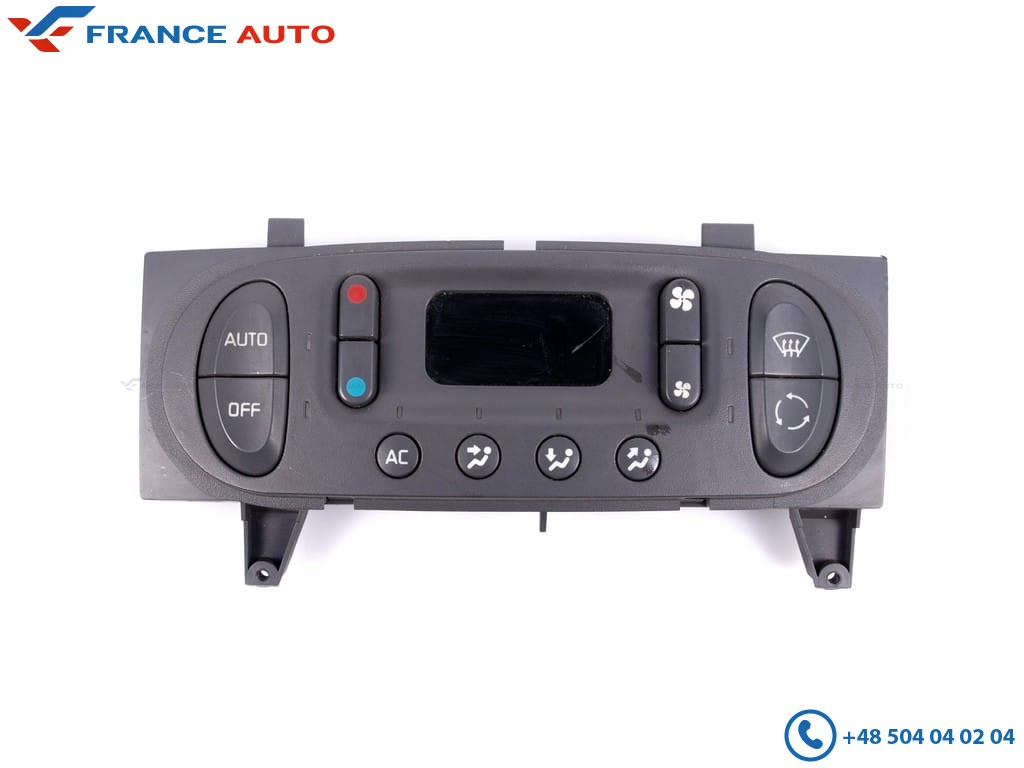 Panel Sterowania Nawiewu Klimatronik Megane Scenic I Lift 99 03r 7700435401 Czesci Do Aut Peugeot Citroen Renault
