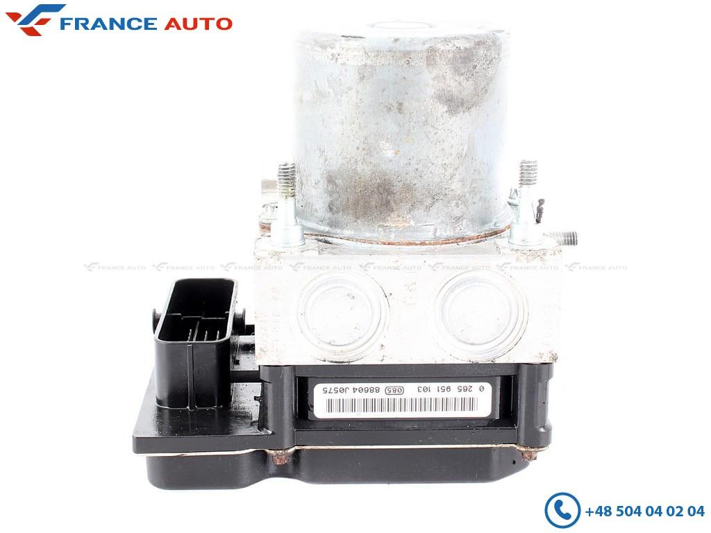 ABS Steuergerät Hydraulikblock ESP Peugeot 308 1.4 1.6 2.0 16V VTI E-HDI GTI THP
