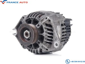 ALTERNATOR CITROEN AX BERLINGO XANTIA ZX XSARA PEUGEOT 306 406 PARTNER  1.5 1.8 1.9 D TD 9612262680 2541740