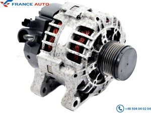 ALTERNATOR CITROEN NEMO PEUGEOT BIPPER 1.4 HDI 9665605080 2607214A TG9B068