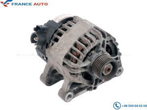 ALTERNATOR CITROEN C2 C3 C4 PEUGEOT 206 207 307 PARTNER 1.1 1.4 1.6 2.0 1.9 D DW8 8V 16V 9649611880 5702A3